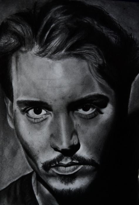 Johnny Depp by ebbabruce